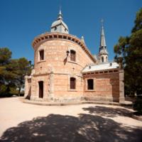ref: PM_080446_E_Huerta_de_Valdecarabanos; Ermita de la Virgen del Rosario de Pastores